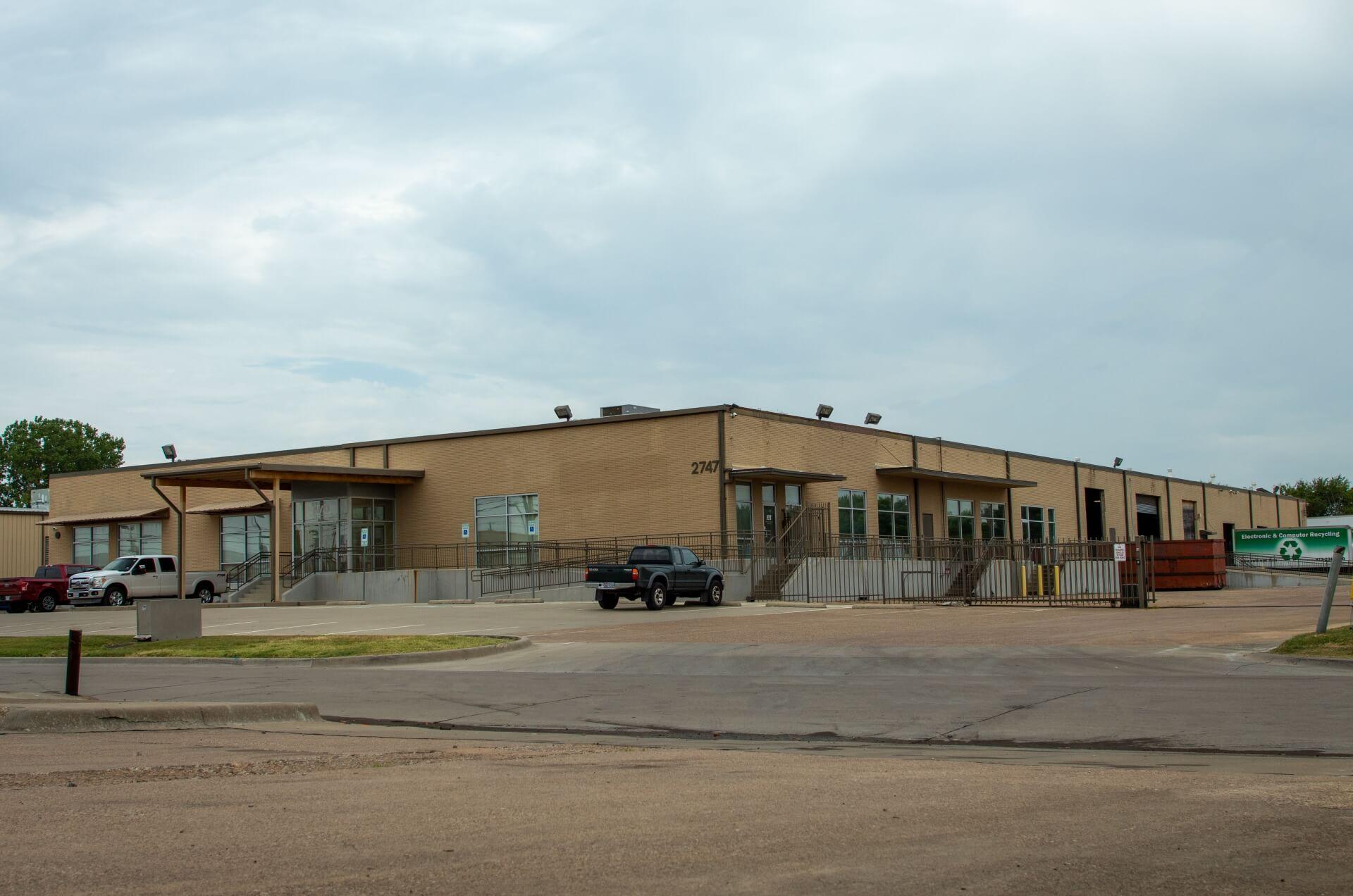 RetirePC Building