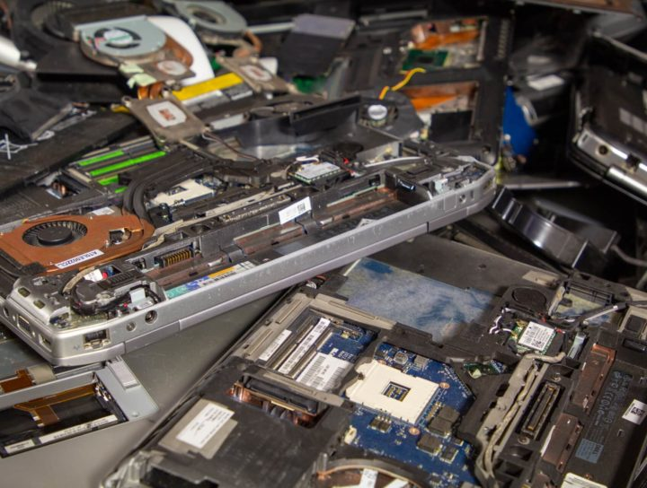 Electronics recycling is environmentally friendly