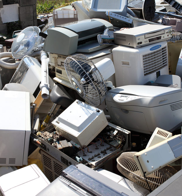 Recycling Large Electronics