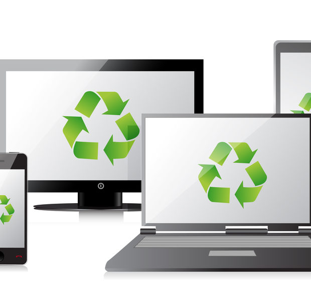 Electronics recycling program for your business