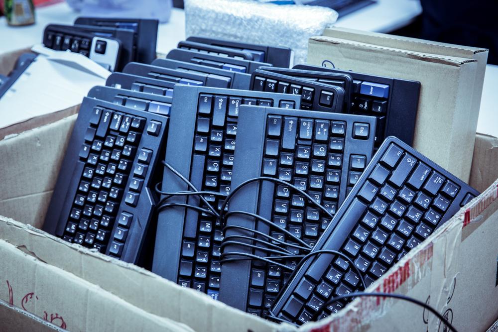 Upgrade Electronics School District
